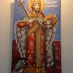 """Изложба на портрети и промоција на монографијата """"Светиот кнез Јован Владимир"""" во Ресен"""