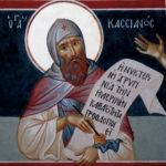 Љубовта ќе не научи на се – Св. Јован Касијан