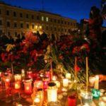 Молитва за загинатите во терористичкиот напад во Санкт-Петербург