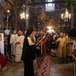 Вечерна богослужба во манастирот Свети Јован Крстител – Слепче