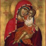 Православно почитување на Мајката Божја