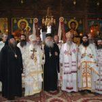 Архиерејска Божествена Литургија во Лесновскиот манастир