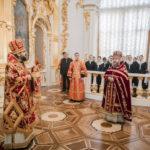 Првпат по 100 години – Божествена Литургија во Ермитаж