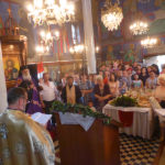 Прв ден Духовден – Мало Повечерие во манастирот Света Троица