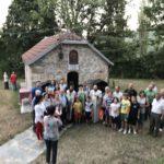 Архиерејска Вечерна во манастирот Свети Петар и Павле – Црнеец