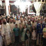 Архиерејска Литургија во Света Недела