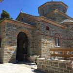 Се завршува изградбата на првиот храм посветен на старец Пајсиј Светогорец на Света Гора