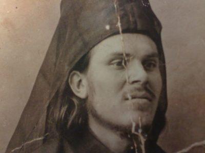 Старец Иродион како млад монах