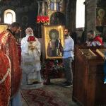 Отсекување на главата на Свети Јован Крстител – Слепче