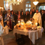 Архиерејска Вечерна богослужба во Крстоар