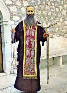 Старец Јаков Цаликис