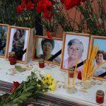Во Кизлјар се збогуваа со невино убиените верници на Прочка