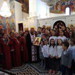 Големо литургиско торжество во храмот Света Петка, во Прилеп