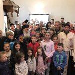 Архиерејска Вечерна Богослужба во Ново Лагово
