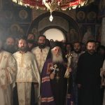 """Архиерејска Вечерна Богослужба во храмот """"Света Лидија"""", во Нова Битола"""