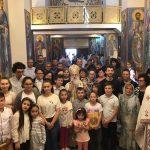 """Седма недела по Пасха  – Света Архиерејска Литургија во храмот """"Света Петка"""", во Прилеп"""