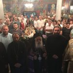 """Духовден – Мало Повечерие во храмот """"Света Троица"""", во Буковски Ливади"""