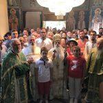 Свети Архангел Гаврил – Света Архиерејска Литургија во Битола