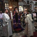 """Архиерејска Вечерна богослужба во хармот """"Света Великомаченица Недела"""", во Битола"""
