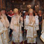 Свети Наум Охридски – Света Архиерејска Божествена Литургија во Охрид