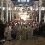 """Деветта недела по Педесетница – Света Архиерејска Литургија во храмот """"Свети Великомаченик Димитриј"""", во Битола"""