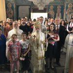 """Дванаесетта недела по Педесетница – Света Архиерејска Литургија во храмот """"Свети Архангел Гаврил"""" во Довлеџик"""