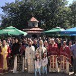 """Големо осветување на храмот """"Света Великомаченица Параскева (Петка)"""" во село  Илино"""
