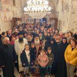 Собор на Свети Архангел Михаил – Архиерејска Вечерна богослужба во Варош
