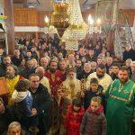 """Света Архиерејска Литургија во манастирот """"Свети Великомаченик Меркуриј"""" во село Барешани"""