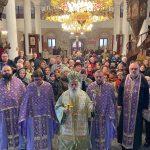Воведение на Пресвета Богородица во храмот (Пречиста) – Света Архиерејска Литургија во Прилеп