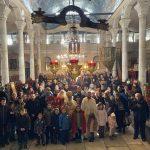 Бадник – Света Архиерејска Литургија во соборниот храм Свети Великомаченик Димитриј, во Битола