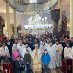 """Сретение Господово – Света Архиерејска Литургија во храмот """"Свети Никола"""" во Крушево"""