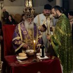 Задушница – Света Архиерејска Заупокоена Литургија во храмот Свети Великомаченик Димитриј, во Битола