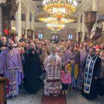 Тодорова Сабота – Света Архиерејска Литургија во Прилеп