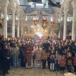 """Недела на Православието – Света Архиерејска Литургија во храмот """"Свети Великомаченик Димитриј"""" во Битола"""
