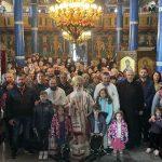 """Недела сиропусна (Прочка) – Света Архиерејска Литургија во храмот """"Рождество на Пресвета Богородица"""", во Битола"""