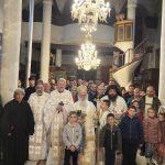 """Недела на Свети Григориј Палама – Света Архиерејска Литургија во храмот """"Свети Великомаченик Георгиј"""", во Ресен"""