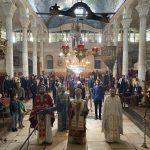 """Трета Недела по Пасха (Недела на Жените Мироносици) – Света Архиерејска Литургија во храмот """"Свети Великомаченик Димитриј"""" во Битола"""