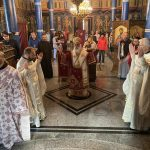 """Недела на слепиот – Света Архиерејска Литургија во храмот """"Рождество на Пресвета Богородица"""" во Битола"""