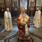 """Недела на раслабениот – Света Архиерејска Литургија во храмот """"Рождество на Пресвета Богородица"""" во Битола"""