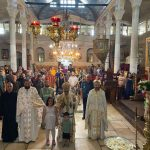 """Трета недела по Педесетница – Света Архиерејска Литургија во соборниот храм """"Свети Великомаченик Димитриј"""" во Битола"""