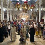 """Единаесетта недела по Педесетница – Света Архиерејска Литургија во храмот """"Свети Великомаченик Димитриј"""" во Битола"""