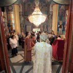 """Дванаесетта недела по Педесетница – Света Архиерејска Литургија во храмот """"Свети Архангел Гаврил"""", во Довлеџик"""""""