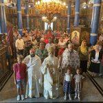 """Четиринаесетта недела по Педесетница – Света Архиерејска Литургија во храмот """"Рождество на Пресвета Богородица"""", во Битола"""