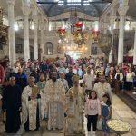 """Петнаесетта недела по Педесетница – Света Архиерејска Литургија во храмот """"Свети Великомаченик Димитриј"""" во Битола"""