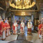 """Недела на Сите Македонски Светители – Света Архиерејска Литургија во храмот """"Успение на Пресвета Богородица"""" – Каменско, во Охрид"""