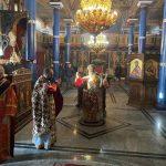 """Собор на Свети Јован Крстител – Света Архиерејска Литургија во храмот """"Рождество на Пресвета Богородица"""", во Битола"""