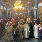 """Недела на блудниот син – Света Архиерејска Литургија во храмот """"Рождество на Пресвета Богородица"""", во Битола"""