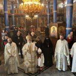 """Сретение Господово – Света Архиерејска Литургија во храмот """"Рождество на Пресвета Богородица"""", во Битола"""