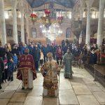 """Недела на митарот и фарисејот – Света Архиерејска Литургија во соборниот храм """"Свети Великомаченик Димитриј"""", во Битола"""